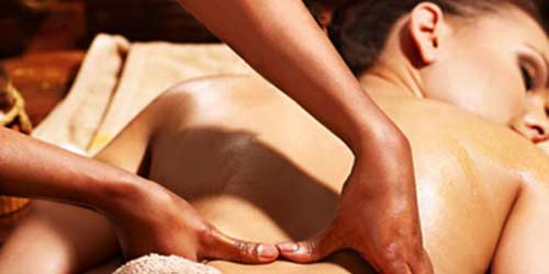 Anti-stress Package Oil Massage