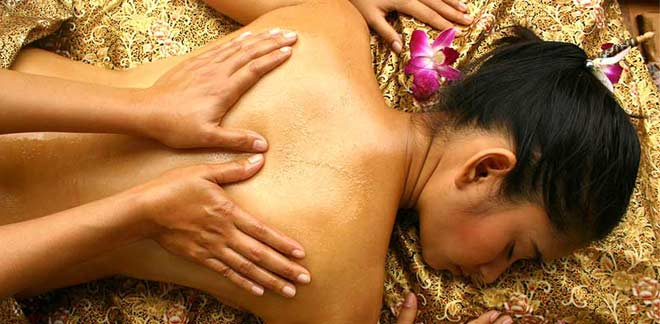 Thai Oil Massage Combo